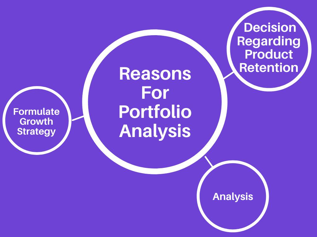 Reasons For Portfolio Analysis
