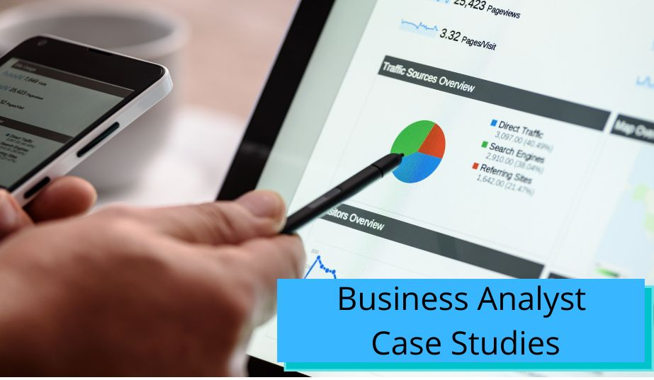 Business Analyst Case Studies
