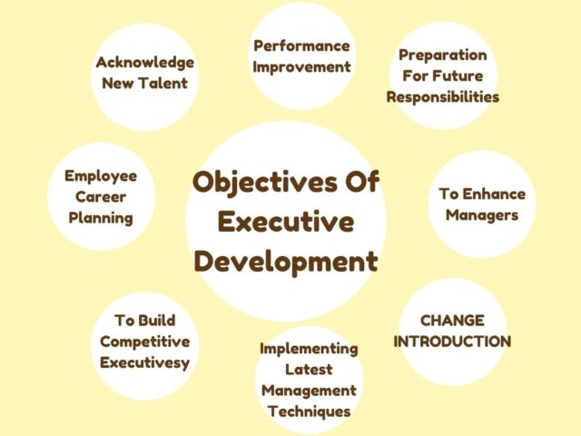 Objectives Of Executive Development