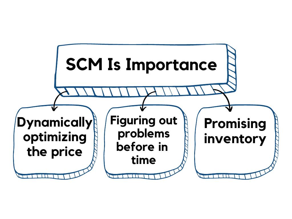 SCM Is Importance