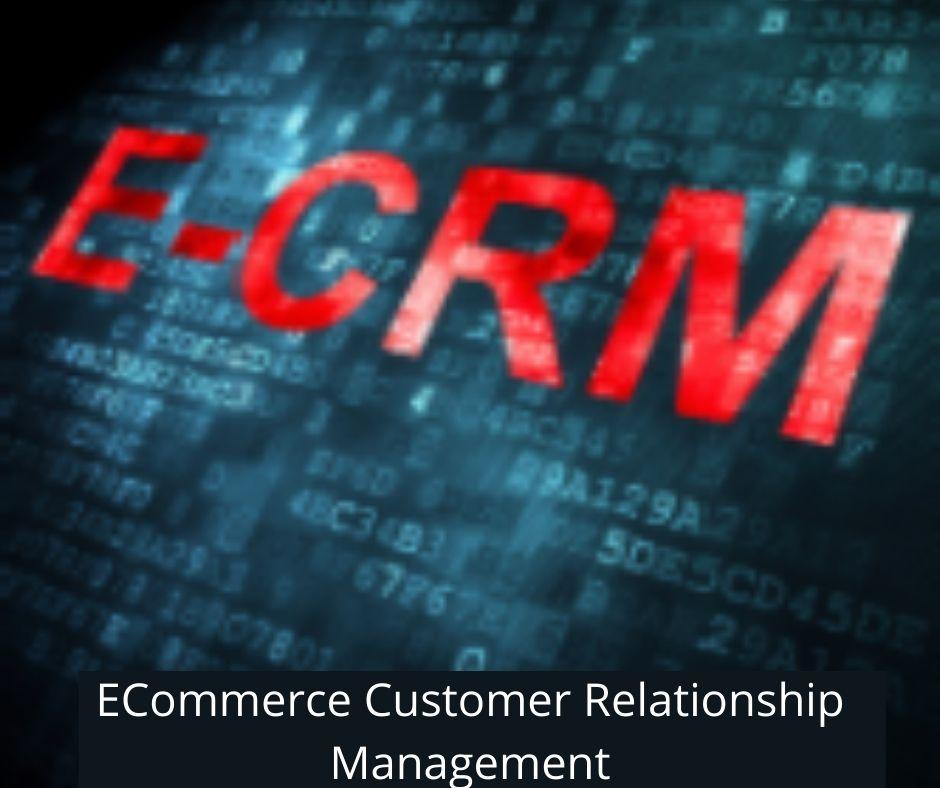 ECommerce Customer Relationship Management