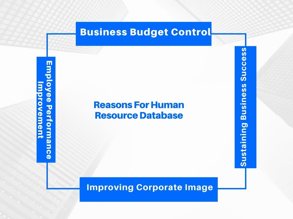 Reasons For Human Resource Database