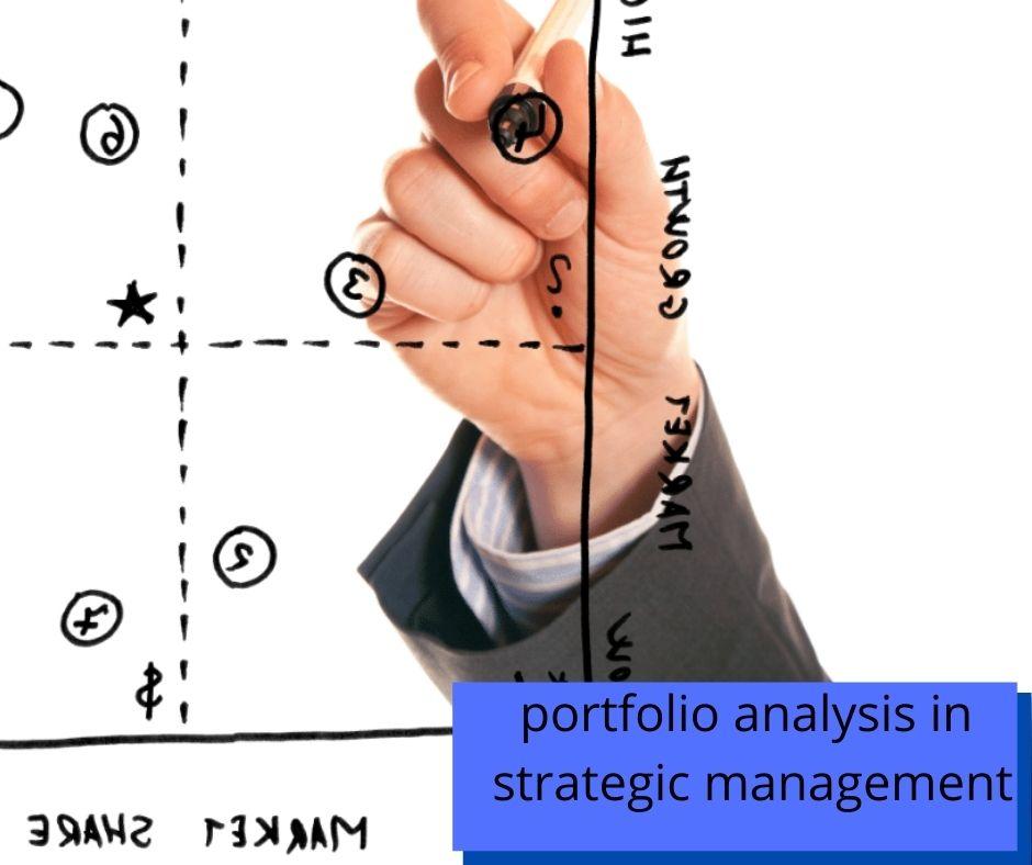 portfolio analysis in strategic management