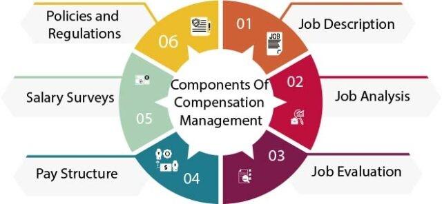 Components Of Compensation Management