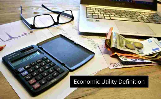Economic Utility Definition