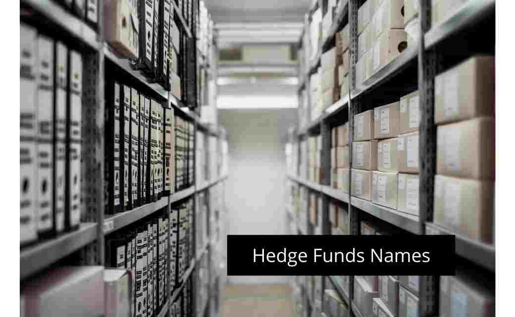 Hedge Funds Names