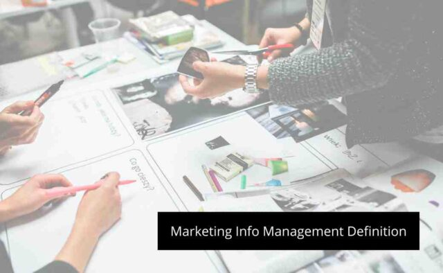 Marketing Info Management Definition