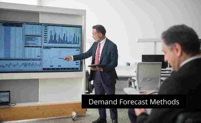 Demand Forecast Methods