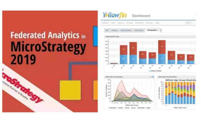 MicroStrategy and Yellowfin