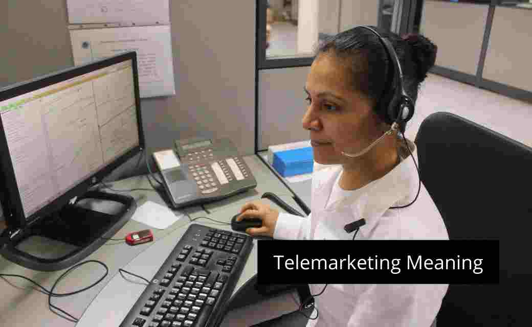 Telemarketing Meaning