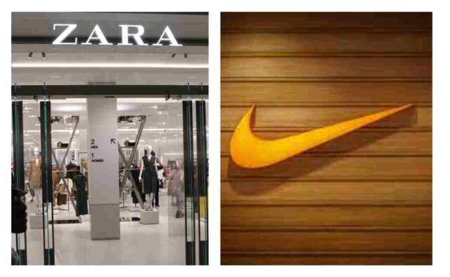 ZARA and Nike as Demand Forecast Examples