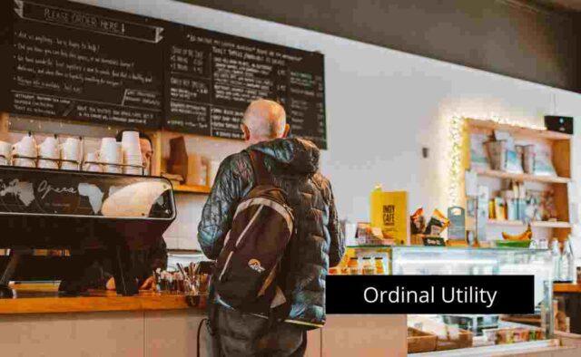 Ordinal Utility